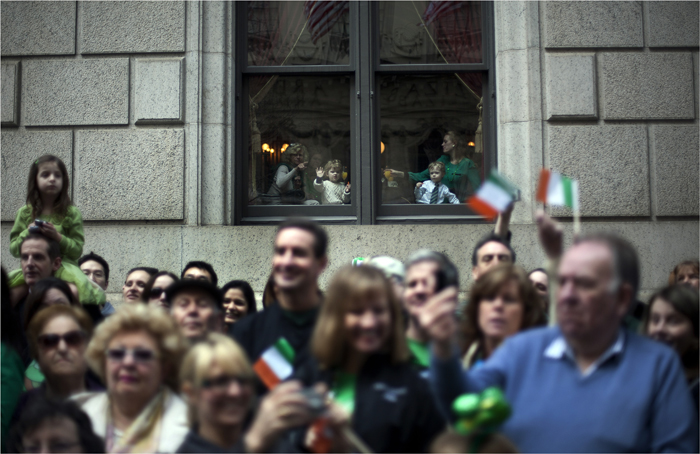 New York City Holds Annual St. Patrick&#039;s Day Parade