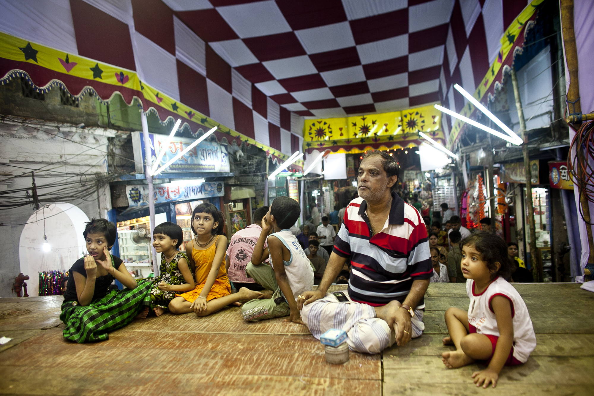 Bangladeshi Hindus Prepare For Durga Puja Festival