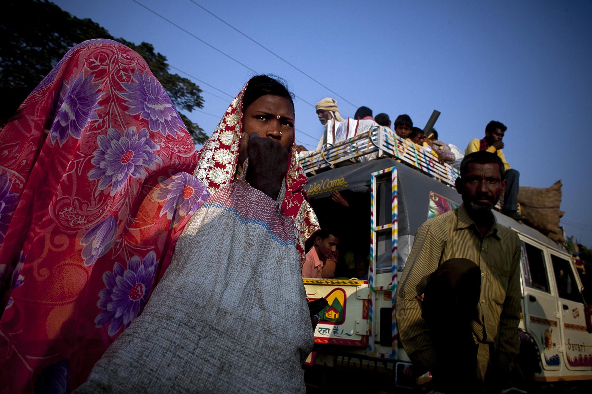 Scenes around Bihar