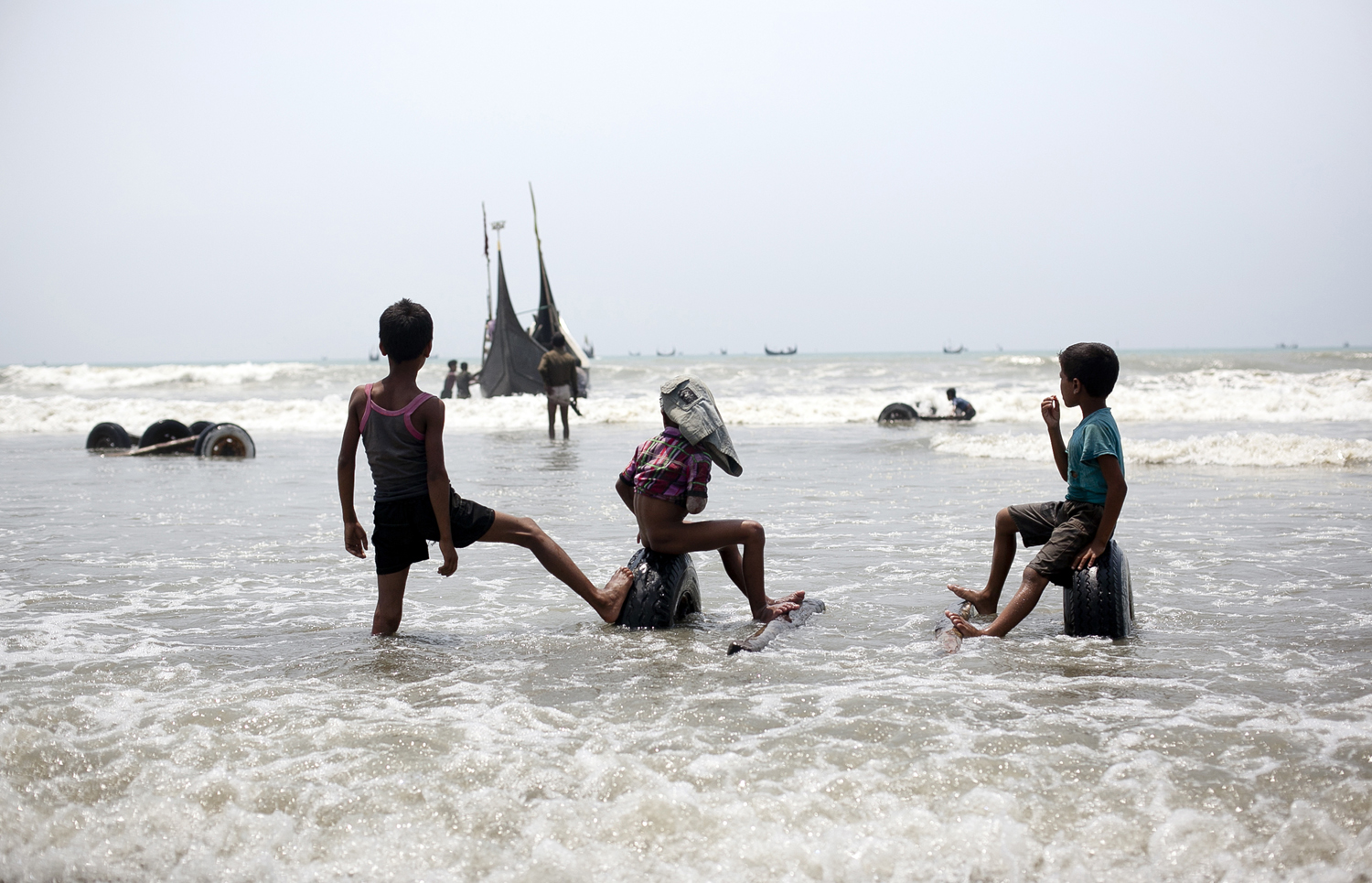 Rohinga Refugees In Bangladesh