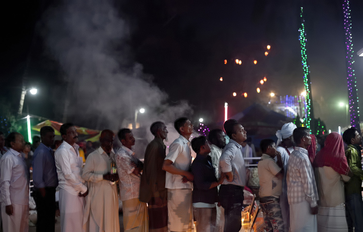 Bangladeshi Hindus and Muslims celebrate the the 124th Lalon Shah festival