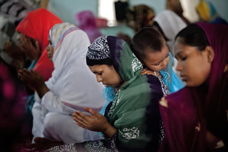 Eid Celebrations Mark The End Of Ramadan
